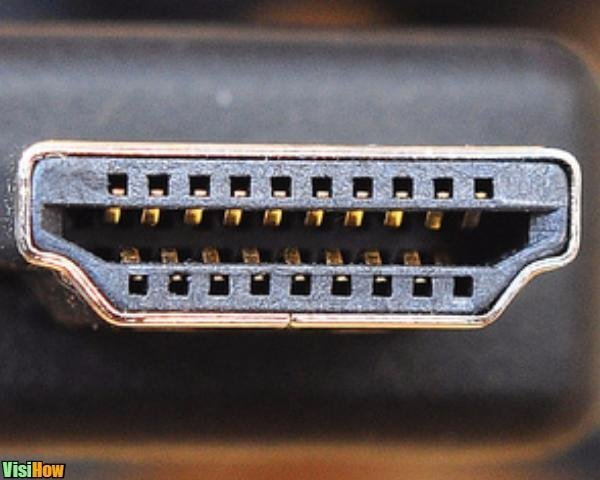 how to connect your lcd tv to your laptop